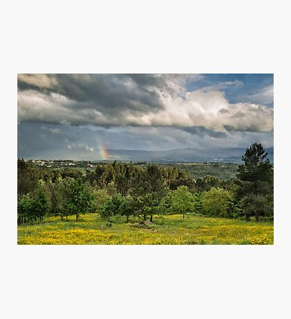 Landscapes - Rainbows Photographic Print