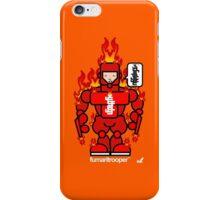 AFR Superheroes #09 - Fumaritrooper iPhone Case/Skin