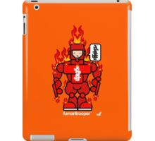 AFR Superheroes #09 - Fumaritrooper iPad Case/Skin