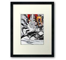 Manga  Framed Print