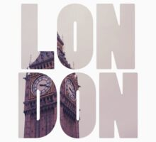 Big Ben, London Kids Clothes