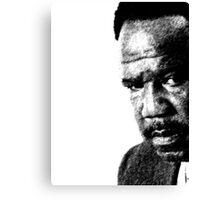 """Clay Davis """"sheeeeee-it"""" 3 Canvas Print"""