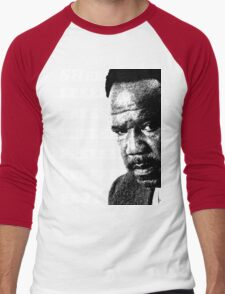"""Clay Davis """"sheeeeee-it"""" 3 Men's Baseball ¾ T-Shirt"""