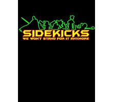 Sidekicks Photographic Print