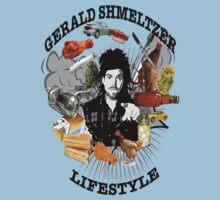 Gerald Shmeltzer Lifestyle (light shirt version) One Piece - Short Sleeve