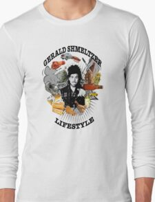 Gerald Shmeltzer Lifestyle (light shirt version) Long Sleeve T-Shirt