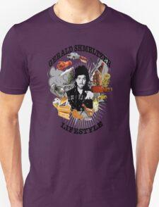 Gerald Shmeltzer Lifestyle (light shirt version) T-Shirt