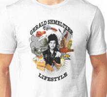 Gerald Shmeltzer Lifestyle (light shirt version) Unisex T-Shirt