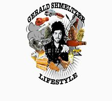 Gerald Shmeltzer Lifestyle (light shirt version) Unisex T-Shirt
