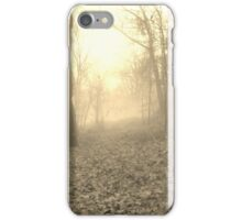 Eerie Glow iPhone Case/Skin