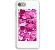 Pink Camo iPhone Case/Skin