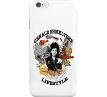 Gerald Shmeltzer Lifestyle (light shirt version) iPhone Case/Skin