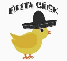 Fiesta Chick Kids Tee