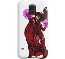 Scarlet Witch Samsung Galaxy Case/Skin