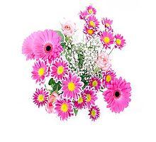 Bouquet de Fleurs by Catherine Hamilton-Veal  ©