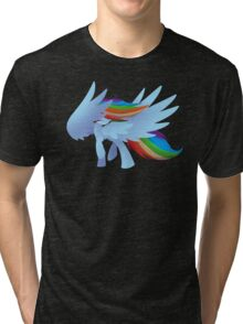Minimalist Dash Tri-blend T-Shirt
