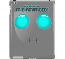 It's Advanced iPad Case/Skin