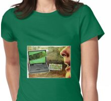 Having An Episode(or this too shall pass..) Womens Fitted T-Shirt