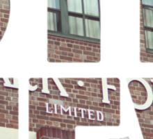 Mark Foys Building - Sydney Sticker