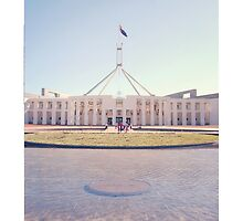 Australian Federal Parliament, Canberra by Countessa