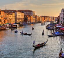 Grand Canal - Venice Sticker