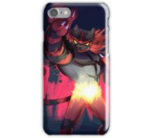 Incineroar iPhone Case/Skin