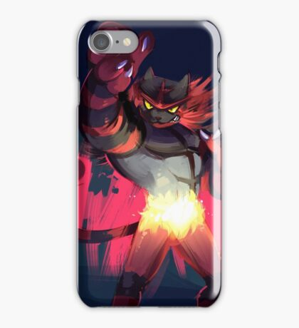 Incineroar iPhone Case/Skin