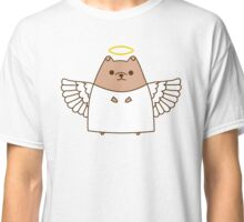 Cute Christmas Angel Pupsheen Classic T-Shirt
