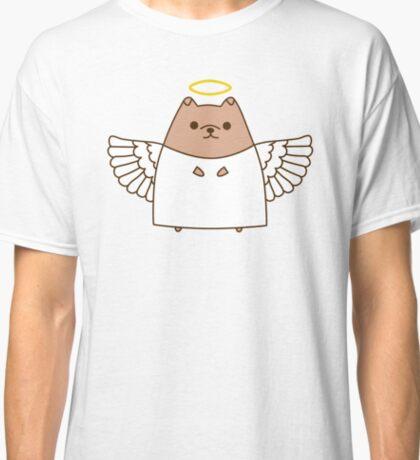 Cute Christmas Angel Pupsheen Classic T-Shirt