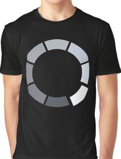 Black Mirror Netflix Loading Graphic T-Shirt