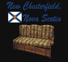 New Chesterfield Nova Scotia  One Piece - Short Sleeve
