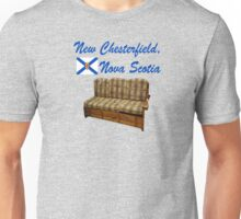 New Chesterfield Nova Scotia  Unisex T-Shirt
