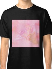 The Best Things In Life Are Unseen - Flower Art Classic T-Shirt