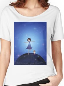Let It Shine Women's Relaxed Fit T-Shirt