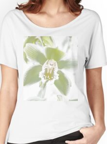 The green orchid Women's Relaxed Fit T-Shirt