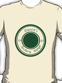 Queen's Archery Range T-Shirt