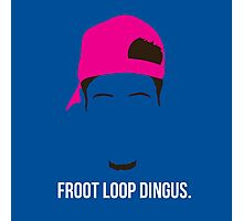 Froot Loop Dingus Photographic Print