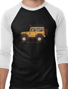 FJ 40 Cruiser  Men's Baseball ¾ T-Shirt