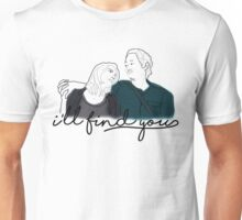 Glenn and Maggie - I'll Find You Unisex T-Shirt