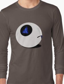Marvin the 8-Ball Long Sleeve T-Shirt