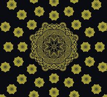 Atomic Flower by Zort70