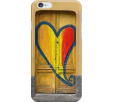 Love Lives Here iPhone Case/Skin