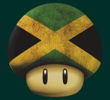 Jamaica Mario's mushroom by Laflagan