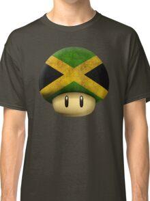 Jamaica Mario's mushroom Classic T-Shirt