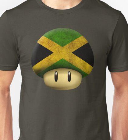 Jamaica Mario's mushroom Unisex T-Shirt