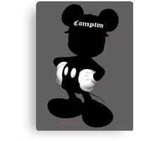 Compton Mickey Canvas Print