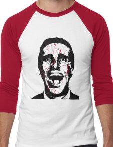 American Psycho - Patrick Bateman Men's Baseball ¾ T-Shirt