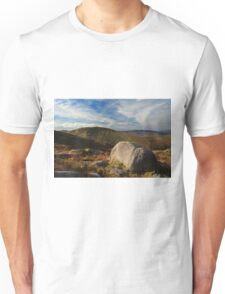 Towards Lavaghmore From Croaghgorm Unisex T-Shirt