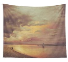 Walk Alone Wall Tapestry