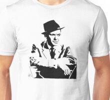 Frank Sinatra silhouette Unisex T-Shirt